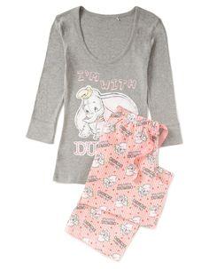 Dumbo Pyjama Set | Women | George at ASDA