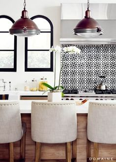 18 Reasons to Fall in Love With Patterned Tile - Boxwood Ave