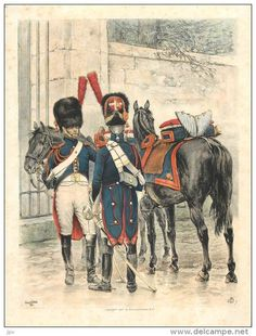 French; Imperial Guard, Grenadiers a Cheval