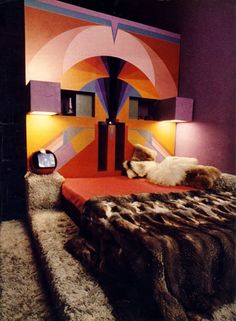 Wonderfully Weird: An Ode to the Completely Crazy Furniture of the 70s   Apartment Therapy