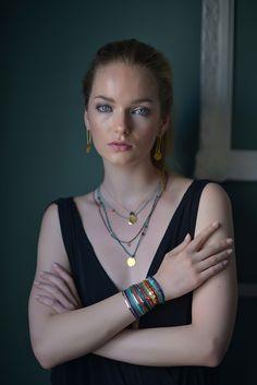 #bracelets #rings #pendants January, Beaded Necklace, White Gold, Sparkle, Pendants, Rose Gold, Jewels, Bracelets, Earrings