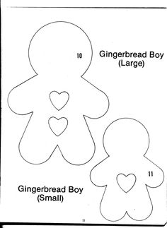 this was originally felt but could be used for other crafts as well. Gingerbread Crafts, Christmas Gingerbread, Christmas Wood, Handmade Christmas, Christmas Time, Christmas Crafts, Christmas Decorations, Christmas Ornament Template, Christmas Applique