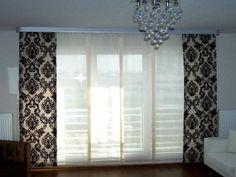 Ikea Panel Curtains Closet