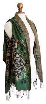 Pashmina Kimono $28