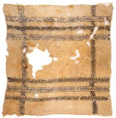 (from West Kingdom Needleworker's Guild) It dates from sometime in the Mamluk period (1250-1517), and is carefully worked to be completely reversible. Ellis suggests it might have b...