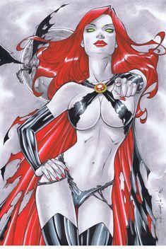 Goblin Queen Supreme!, in Matt M.'s Goblin Queen Comic Art Gallery Room - 825423