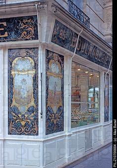 Boulangerie parisina