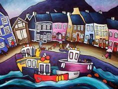 Catch of the Day, by Helen Elliott