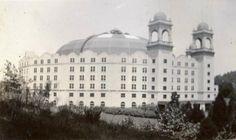 The West Baden Springs Hotel in June, 1931.