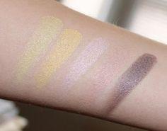 Dior 5 Couleurs Glowing Gardens Eyeshadow Palette in 451 Rose Garden Swatches