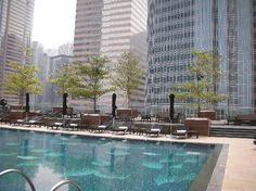 Four Seasons hotel- Hong Kong - Goosh!
