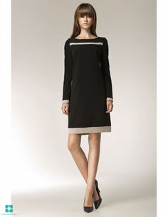 Find your little black dress, your party dress or your casual dress Latest Fashion Trends, Trendy Fashion, Fashion News, Couture Sewing, Mode Hijab, Mode Style, Fashion Company, Sheath Dress, Party Dress