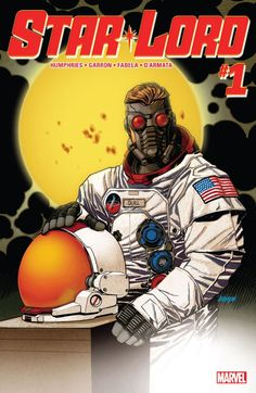 #Star-Lord (2015) #1 #Marvel (Cover Artist: Dave Johnson) Release Date: 11/18/2015