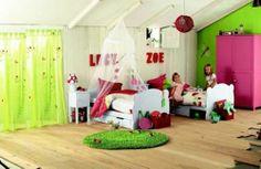 46 Girls' Bedroom Design Ideas - Channel4 - 4Homes