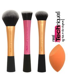 I finally invested in some super affordable Real Techniques brushes! Picked up the Stippling Brush, Powder Brush, Expert Face Brush & the Complexion Sponge Stippling Brush, Real Techniques Brushes, All Things Beauty, Powder, Cupcakes, Posts, Face, Blog, Diy
