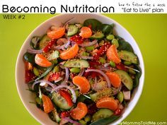 """How to Follow Dr. Fuhrman's 6 Week """"Eat to Live"""" Plan -- Surviving Week 2"""