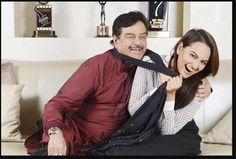 Actor Turned Politician Shatrughan Sinha and his daughter Sonakshi had joined an NGO named Nanhi Kali which supports Girl Child Education