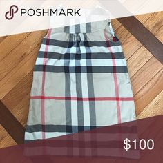 Girls Burberry dress 6 Girls Burberry dress. Only work twice for pictures. Size 6Y Burberry Dresses Casual