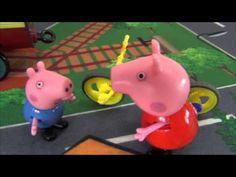 Peppa Pig in italiano. Peppa Pig incontra Giorge nella stazione ferrovia...  Altri video: https://www.youtube.com/user/vahtangik/videos