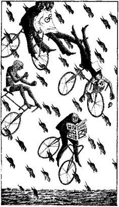 Edward Gorey Illustration