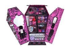 Monster High Beds, Monster High Dolls, Barbie Doll House, Barbie Dolls, Mermaid Dress For Kids, Little Girl Makeup Kit, Monster High Makeup, Costume Makeup Tutorial, Ariel Doll