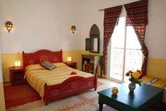 Mini suite quadruple avec balcon - Riad zahra - Essaouira