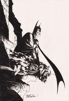 Batman byBernie Wrightson