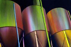 "Saatchi Online Artist: Paola Adornato; Acrylic, 2009, Painting ""Senza Titolo 18"" #art... very strong #landascape"