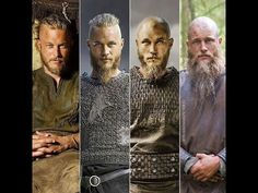 Vikings - Actors and their evolution