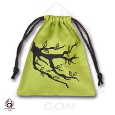 Q Workshop Zombie Dice Bag Yellow Board Game