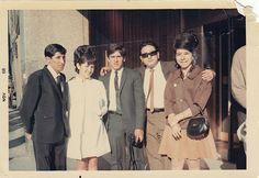 Group Snapshot • Los Angeles 1968