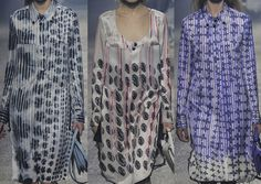 Paris Fashion Week   Autumn/Winter 2013/14   Print & Pattern Highlights   Part 1 catwalks