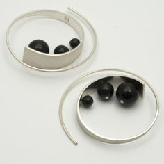 Agate stone earrings Offering