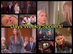 Days of Our Lives (DOOL) spoilers for the week of November 14-18 tease that plenty of secrets will be swirling in Salem.