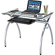 Buy Techni Mobili Glass Top Computer Desk at Staples' low price, or read customer reviews to learn more.