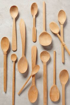 Baker's Dozen Spoon Set // via: anthropologie.com
