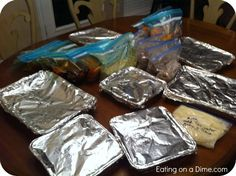 Freezer Cooking Session -16 meals done!! -Recipes & Instructions included!)