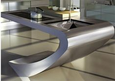We have 16 unique,modern and creative kitchen sink ideas only for you. If u were looking for the ideal and unique kitchen sink you are at the right place.