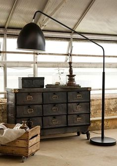 Simple Ideas Can Change Your Life: Industrial Vintage Design industrial house bedroom.Contemporary Industrial Home. Decor, Industrial Furniture, Industrial House, Industrial Style, Scandinavia Design, Vintage Industrial Decor, House Styles, Industrial Interiors, Vintage Industrial Furniture