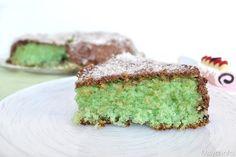 » Torta menta e cocco Ricette di Misya - Ricetta Torta menta e cocco di Misya