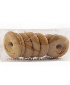 Rosquilas integrales sin azúcar Cobo Paquete 160 g. #bagel #rosquilla #nosugar #gourmet