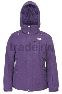 The North Face Cheakamus Triclimate Deep Purple Woman $277.37