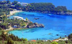 Ile Grecque de Corfou Grèce