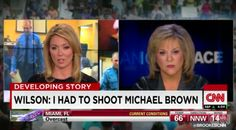 """In just one discussion about the case, Nancy Grace crushed Darren Wilson's testimony and """"injury"""" photographs and crucified prosecuting attorney Robert McCulloch for refusing to challenge Wilson on..."""