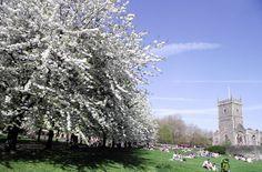 Castle Park, Bristol (Empress Matilda)
