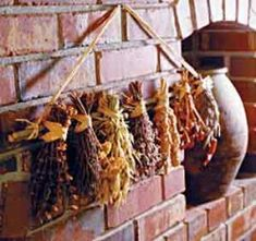 The Low-Tech Art of Drying Herbs- Home remedies-Herbs A to Z and more!!!