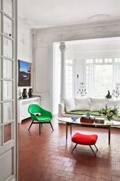 We Have Found the Most Beautiful House Ever, and Of Course it is in France — AD España   Apartment Therapy