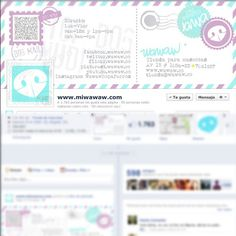 INK361 - Photo - New Facebook cover * Nueva portada de Facebook. http://facebook.wawaw.co
