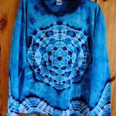 Batikované tričko 3XL - Poklad na dně Tie Dye, Sweatshirts, Women, Fashion, Moda, Fashion Styles, Trainers, Sweatshirt, Tye Dye