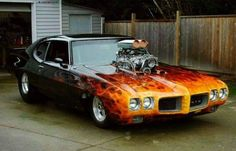 Hot Rods 580894051924066042 - Pure Pontiac Source by pascalsoubirous Custom Muscle Cars, Custom Cars, Rat Rods, Gp Moto, Pontiac Cars, Sweet Cars, Us Cars, Drag Cars, American Muscle Cars